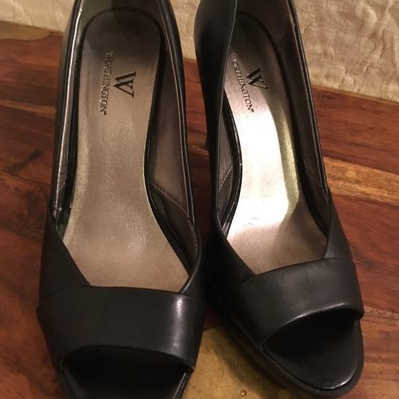 Worthington Shoes - 2 pairs bundle blue and brown heels 👠